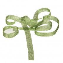 Kartopu 1 cm Yeşil Düz Titanyum Tel Kurdele - 36