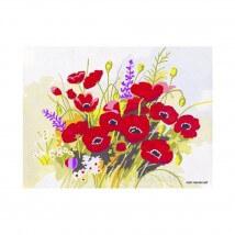 Collection D'art 40x50 cm Baskılı Goblen - 10388