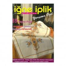 İğne İplik Yarışma Özel Sayısı Dikiş ve Nakış Dergisi