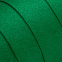 La Mia 50x50 cm 1 mm Zümrüt Yeşili Sentetik Keçe - 140