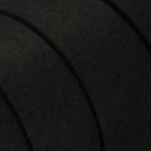 La Mia 50x50 cm 3 mm  Siyah Sentetik Keçe - M01
