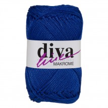 Diva Makrome Lacivert El Örgü İpi - 5310