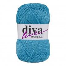 Diva Makrome Açık Mavi El Örgü İpi - 3050