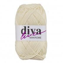 Diva Makrome Bej El Örgü İpi - 275