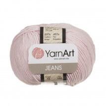 YarnArt Jeans Pembe El Örgü İpi - 18
