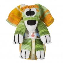 Kartopu Sihirli Köpek Yeşil El Örgü İpi Kiti - KF814