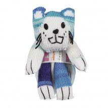 Kartopu Sihirli Kedi Mavi El Örgü İpi Kiti -  KF821