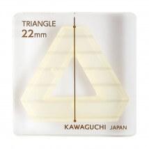 Kiyohara Kawaguchi 22 Mm Plastik Üçgen Patchwork Kalıbı  - 80-855
