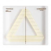 Kiyohara Kawaguchi 44 Mm Plastik Üçgen Patchwork Kalıbı  - 80-857