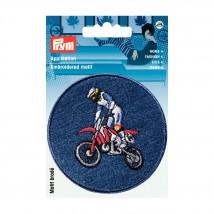 PRYM Motosiklet Desenli Aplike - 923122
