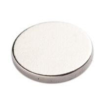 Hobium 5 Adet 8,5x1.2 Mm Yuvarlak Metal Neodimyum Mıknatıs