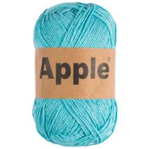 Apple Mavi Doğal El Örgü İpi