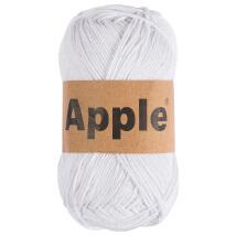 Apple Beyaz Doğal El Örgü İpi
