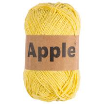 Apple Sarı Doğal El Örgü İpi