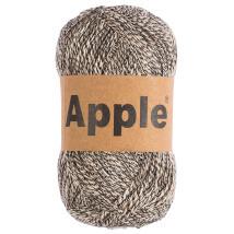 Apple Ebruli Doğal El Örgü İpi