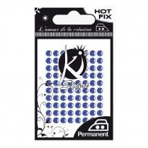 Ki-Sign Mavi Ütüyle Yapışan Taşlar - C-STRASS-BLUE