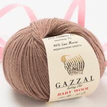 Gazzal Baby Wool Füme Bebek Yünü - 835