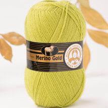 Örenbayan Merino Gold Yeşil El Örgü İpi - 65-1778