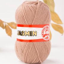 Örenbayan Jasmin Açık Kahverengi El Örgü İpi - 106-264