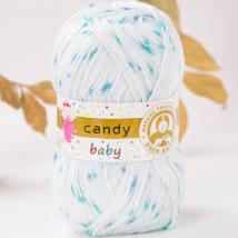 Örenbayan Candy Baby Benekli Bebek Yünü - 351-1897