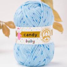 Örenbayan Candy Baby Benekli Bebek Yünü - 359-1897
