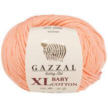 Gazzal Baby Cotton XL Yavruağzı Bebek Yünü - 3412