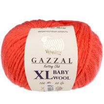 Gazzal Baby Wool XL Mercan Bebek Yünü - 819