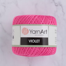 YarnArt Violet Dantel İpi