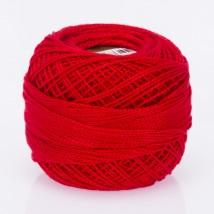 Örenbayan Koton Perle No:8 Kırmızı - 77 - 0351