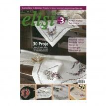 Elişi 3. Sayı Nakış Dergisi