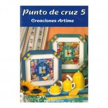 Punto de Cruz 5 Nakış Dergisi