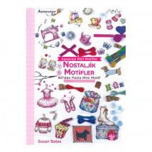 Kanaviçe Nostaljik Motifler Nakış Dergisi