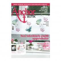 Anchor Butik 56. Sayı Nakış Dergisi