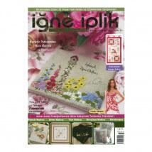 İğne İplik 11. Sayı Nakış Dergisi