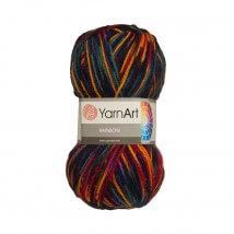 YarnArt Rainbow Ebruli El Örgü İpi - 0069