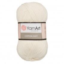 YarnArt Cotton Soft Bej El Örgü İpi - 03