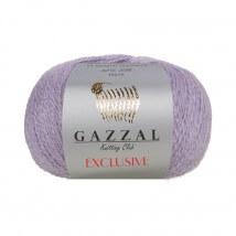 Gazzal Exclusive Lila El Örgü İpi - 9907