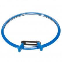 Nurge 126 mm Mavi Orta Boy Metal Nakış Kasnak