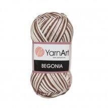 YarnArt Begonia Melange Ebruli El Örgü İpi - 3193