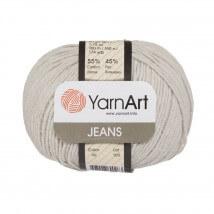 YarnArt Jeans Gri El Örgü İpi - 49