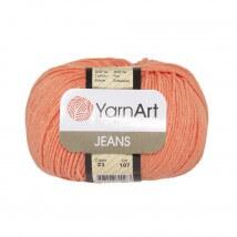 YarnArt Jeans Turuncu El Örgü İpi - 23
