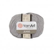 YarnArt Jeans Gri El Örgü İpi - 46
