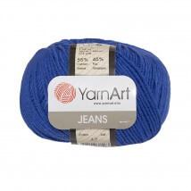 YarnArt Jeans Mavi El Örgü İpi - 47