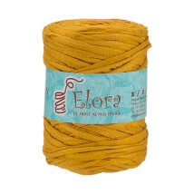 Elora Sarı Penye Kumaş El Örgü İpi - 109B