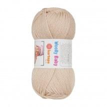 Kartopu Woolly Baby Krem Bebek Yünü - K855