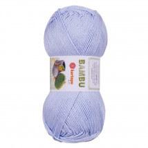 Kartopu Bambu Mavi El Örgü İpi - K574