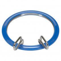 Nurge Mavi Küçük Metal Nakış Kasnak