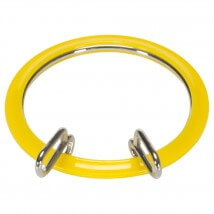 Nurge Sarı Küçük Metal Nakış Kasnak
