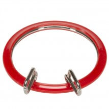 Nurge Kırmızı Küçük Metal Nakış Kasnak