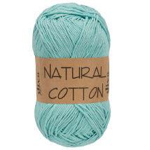Diva Natural Cotton Su Yeşili El Örgü İpi